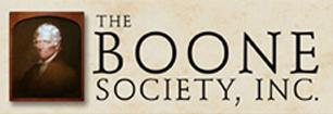 Boone Society Logo
